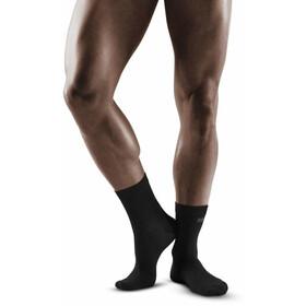 cep Allday Recovery Compression Mid Cut Socks Men, negro
